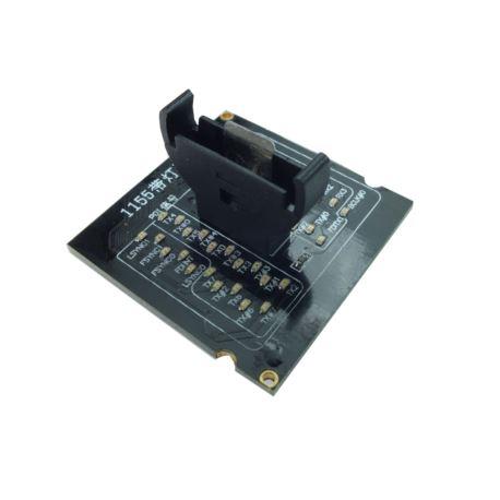 NOWY TESTER GNIAZD CPU LGA 1155 SOCKET H2 INTEL
