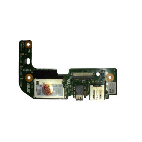 Konektor USB ASUS X555LD
