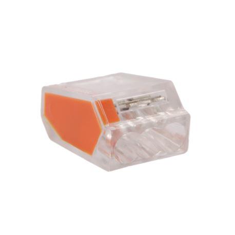 SZYBKOZŁĄCZKA FT-253-10 FT-773-3  3x0,8-2,5mm DRUT