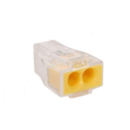 SZYBKOZŁĄCZKA FT-5232 FT-773-162 2x0,75-2,5mm DRUT