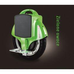 Pinwheel T1 elektryczny monocykl - ZIELONY